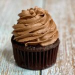 fluffy chocolate buttercream frosting